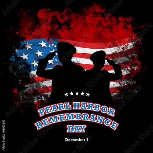 Pearl Harbor Remembrance Day Poster