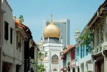 Sultan Mosque Centre Of Islami...