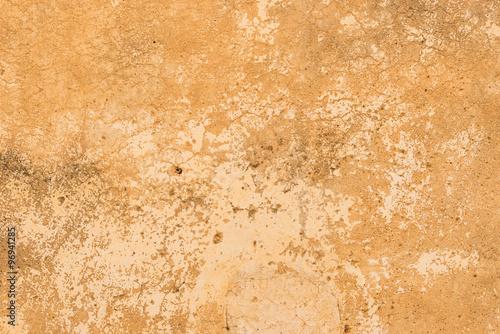 Antike Wand Hintergrund Textur Farbe Braun Beige