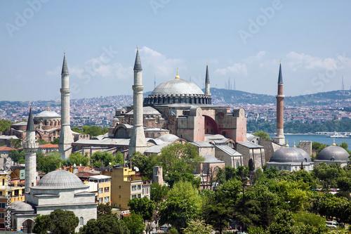 Photo  Hagia Sophia - Istanbul