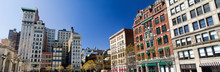 Union Square Park Panoramic Bu...