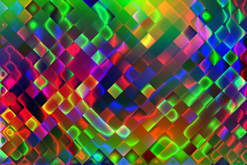 FototapetaAbstract psychedelic background
