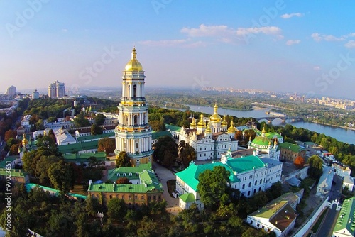 Canvas Prints Kiev Kiev-Pechersk Lavra