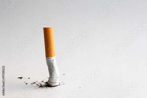 Fotobehang Rook タバコ