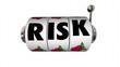 Risk Slot Machine Odds Chance Danger