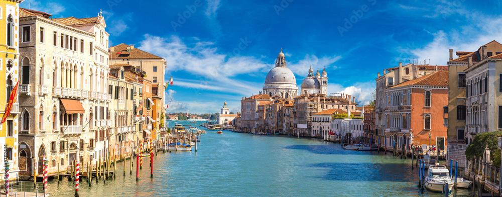 Fototapety, obrazy: Canal Grande in Venice, Italy