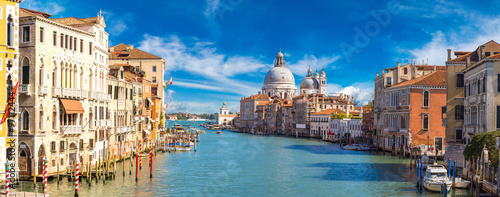 Photo sur Toile Venise Canal Grande in Venice, Italy