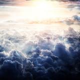niebo chmury - 97142014