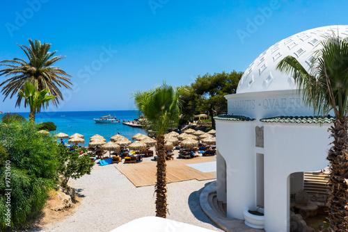 Foto op Plexiglas Cyprus Kalithea Spa Rhodes Greece