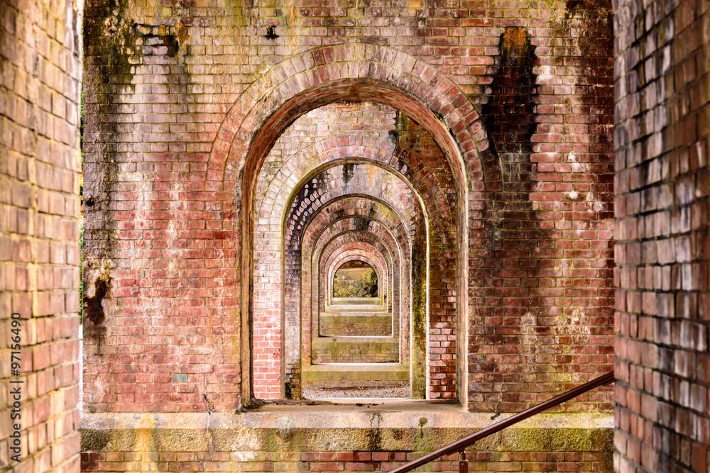 Fototapeta Aqueduct Arches
