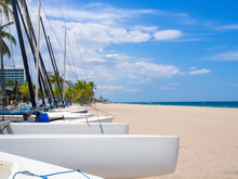 Sailboats For Rent At Fort Lau...