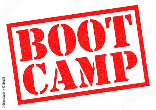 Fotografie, Obraz  BOOT CAMP