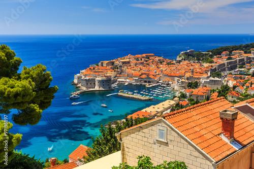 Foto op Plexiglas Europa Dubrovnik, Croatia