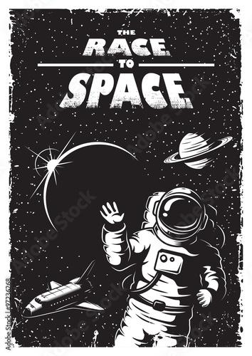 Plakat rocznika przestrzeni