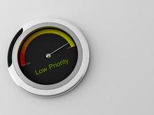 3d Concept Of A  Indicator