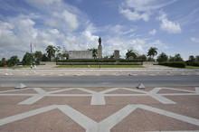 The Che Guevara Mausoleum In Santa Clara, Cuba.