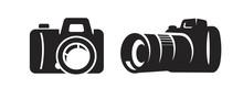 Vector Black Camera