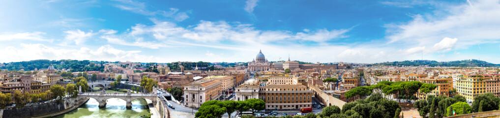Rim i bazilika sv. Petra u Vatikanu