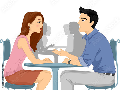Speed dating vector — 3