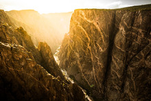 Black Canyon Of The Gunnison N...