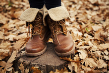 Autumn Women Shoes