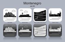 Icons Of Montenegro