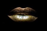 Kobiece usta zbliżenie - 97395266