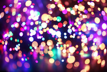 Colorful Lights Background