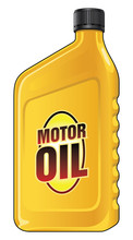 Motor Oil Quart Is An Illustra...