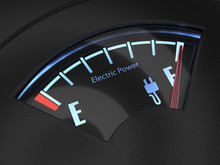 Electric Fuel Gauge With The N...