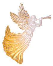 Angels With Trumpets Decoration