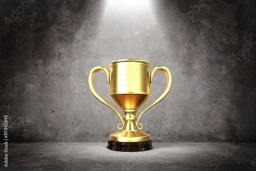 Fotografía  Winners cup 3d