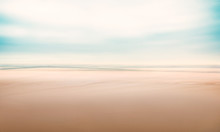 Minimalist Abstract Seascape