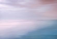 Ocean Sky Abstract
