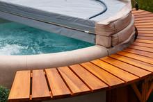 Aqua Spa Hot Tub Cover