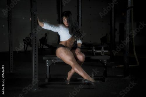 Fotografering  Force, féminine