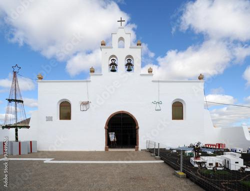 Église Saint-Antoine de Padoue à Tías à Lanzarote