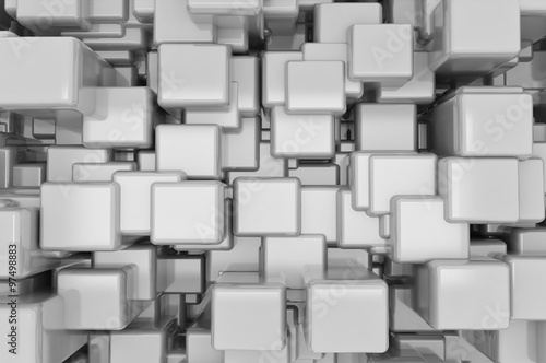 abstract-metallic-cubes-background
