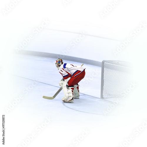 Fotografie, Obraz  Eishockey