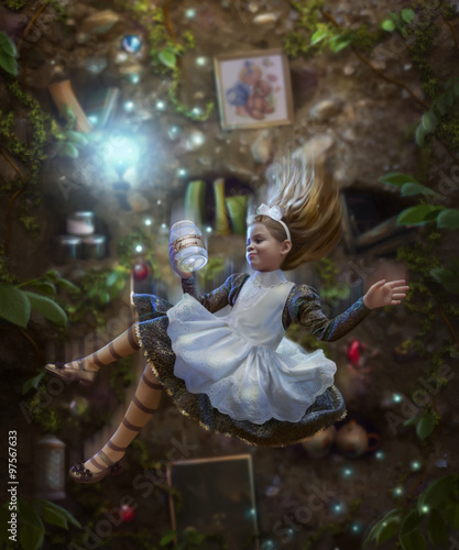 Photo Alice in Wonderland
