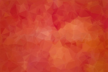 Red Abstract Background Consis...