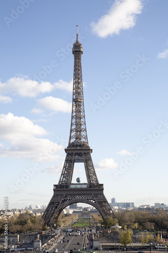 Eiffel Tower - 97604674