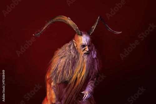 Wallpaper Mural devil