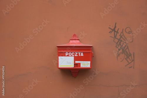 Valokuva  Skrzynka pocztowa