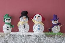 Xmas Decorations Crafts Firepl...