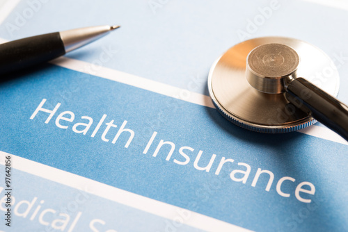 Fotografia  Health insurance