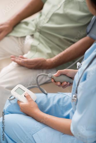 Fotografering  Medical examination