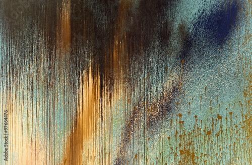 Obraz na płótnie mur peint