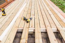 Wooden Decking, Deck, Patio Co...