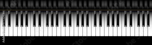 Photo Piano - 5 Octaves